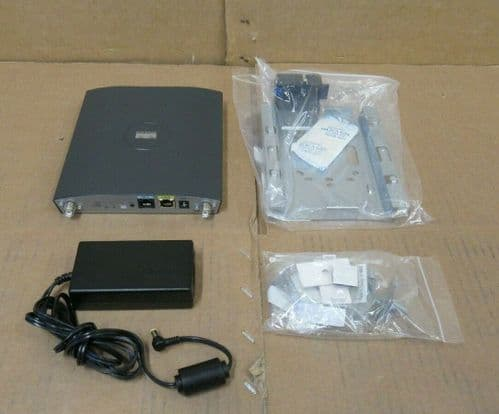 Cisco Aironet AIR-LAP1242AG-E-K9 802.11a/b/g  Wireless G Access Point AP W/ PSU